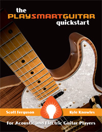 The PlaySmartGuitar QuickStart